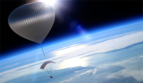 paragon space development world view