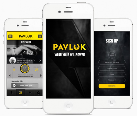pavlok app