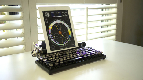 qwerkywriter mechanical keyboard