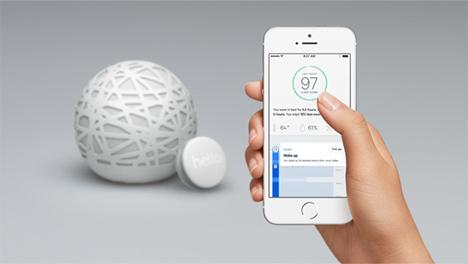 sleep health sensor system