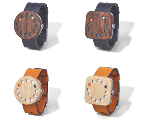 wood watch varieties