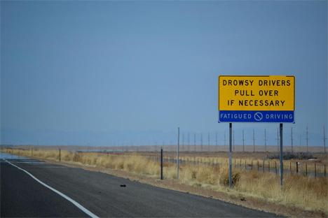 drowsy drivers