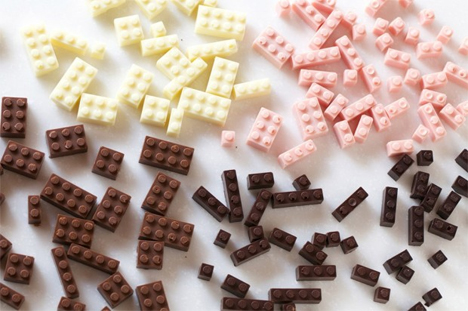 edible lego bricks