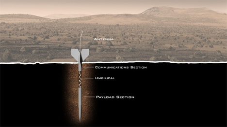 explore mars exolance to find life on mars