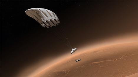explore mars exolauncher