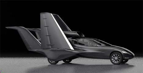 gf7 flying car