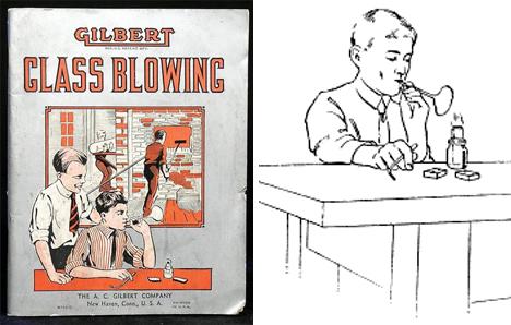 glass blowing kit