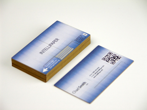 intellipaper swivelcard