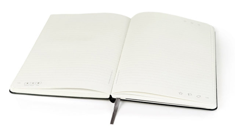moleskine livescribe notebook
