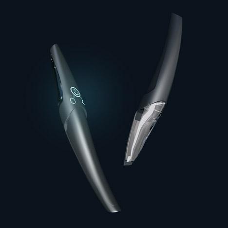 nanomaterial fabric printing pen