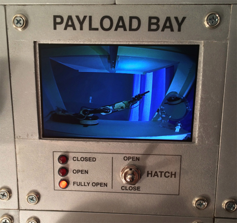 payload bay
