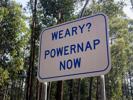 powernap sign