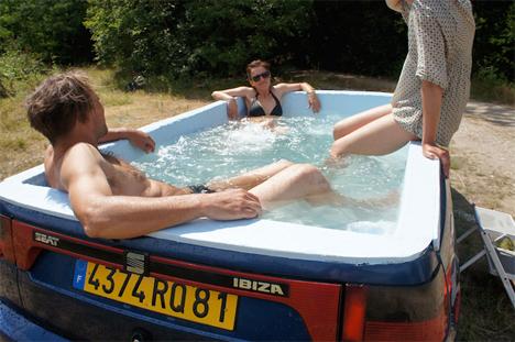 seat ibiza hot tub