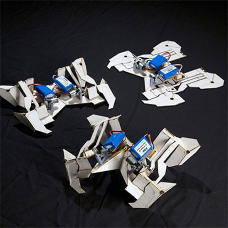 self-assembling robot prototypes
