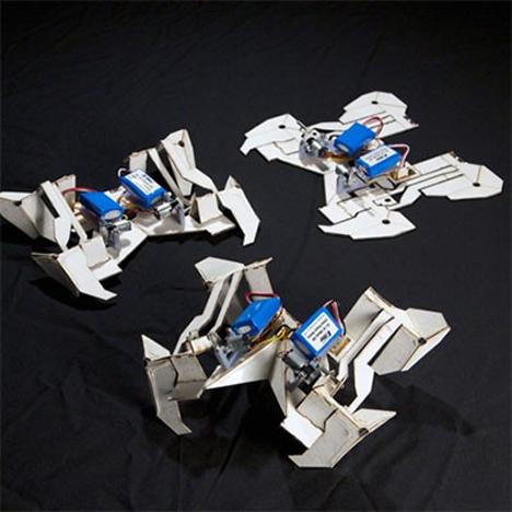 self-assembling robot prototypes