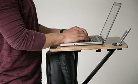 storkstand simple standing desk