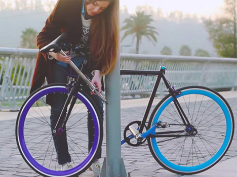 yerka project unstealable bike