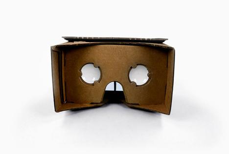 1 google cardboard vr headset