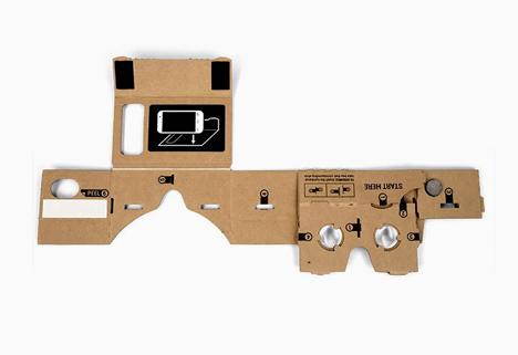 5 virtual reality headset google cardboard