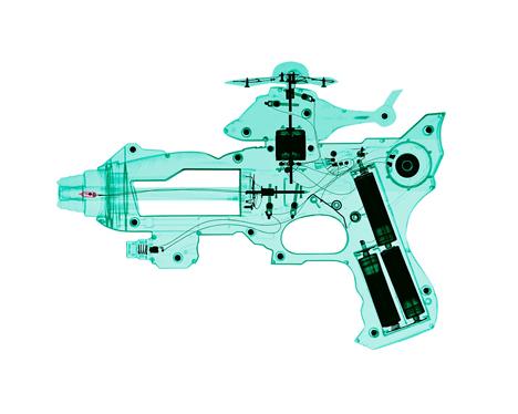 helicopter gun