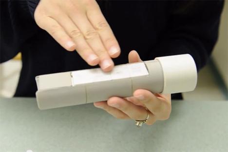 Best + Brightest: Hollow Flashlight Runs on Your Body Heat ...
