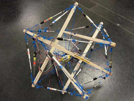 nasa super ball bot rolling space exploration robots