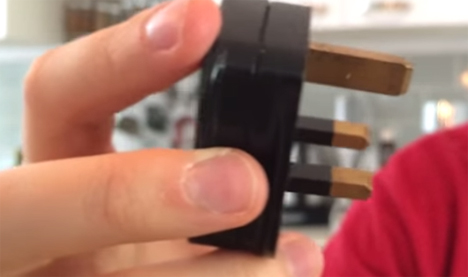 uk plug and socket design