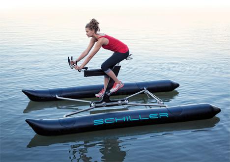 water bike schiller x1