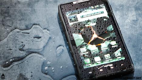 water repelling nano-coating