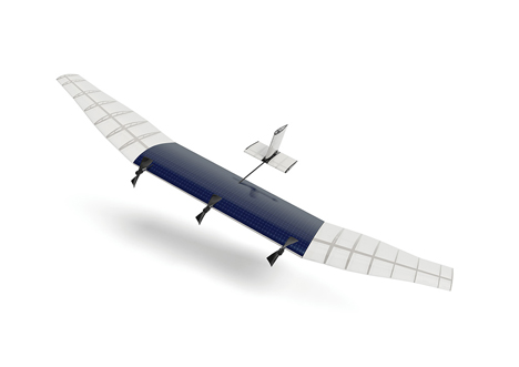 wifi delivering solar powered aircraft internet