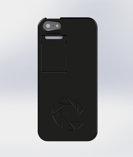 2 kickstand phone case for taking selfies