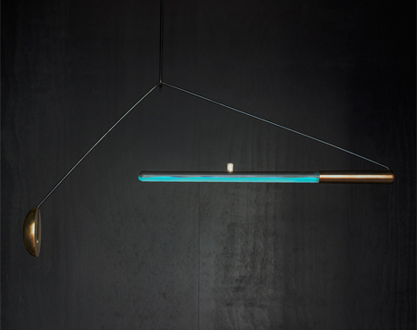 ambio bioluminescent lamp