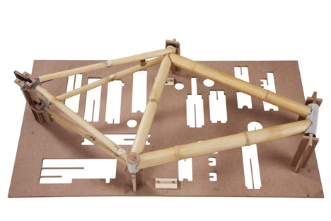 bamboobee bike building kit