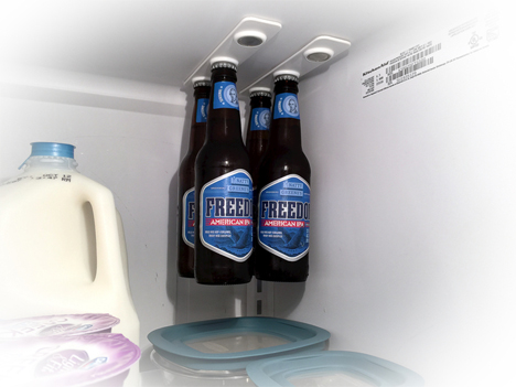 beer bottle fridge magnets