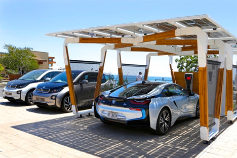 i solar carport