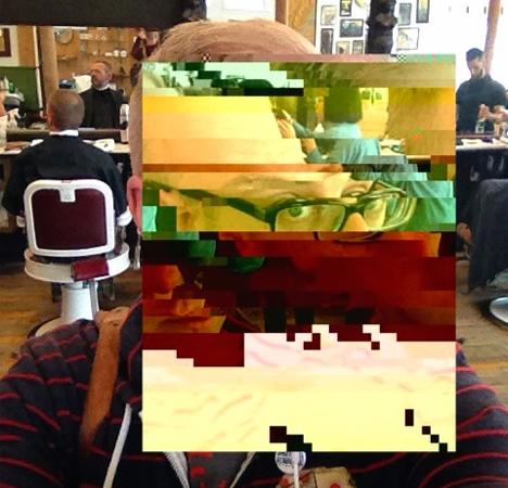 ios anti face tagging app