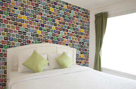pixel cartridge wallpaper