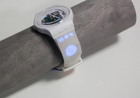 printscreen flexible touchscreen display