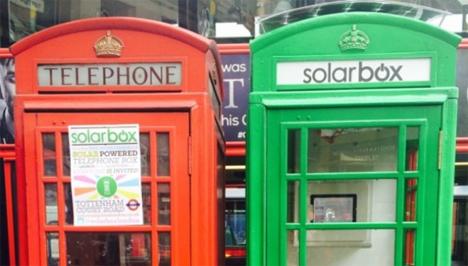solarbox london