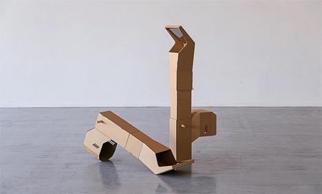2 cardboard periscope