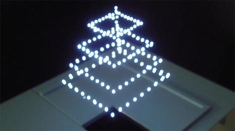 3d laser holograms