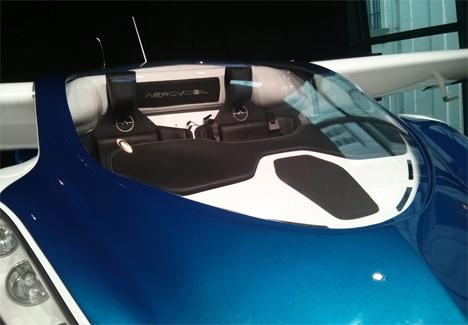 airplane automobile aeromobil
