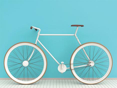 bike in a bag concept
