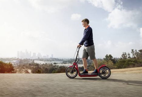 bmw mini citysurfer electric scooter