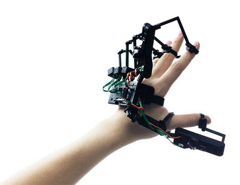 dexmo hand exoskeleton