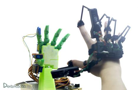 dexta robotic hand