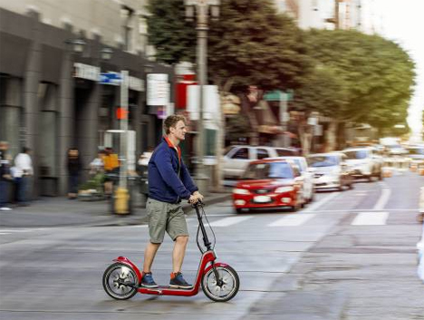 electric scooter bmw mini