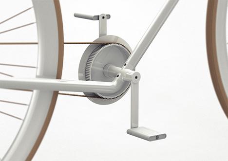 kit bike pedals
