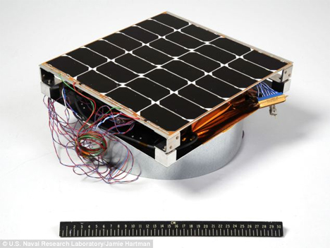 nasa beam solar power to earth from space