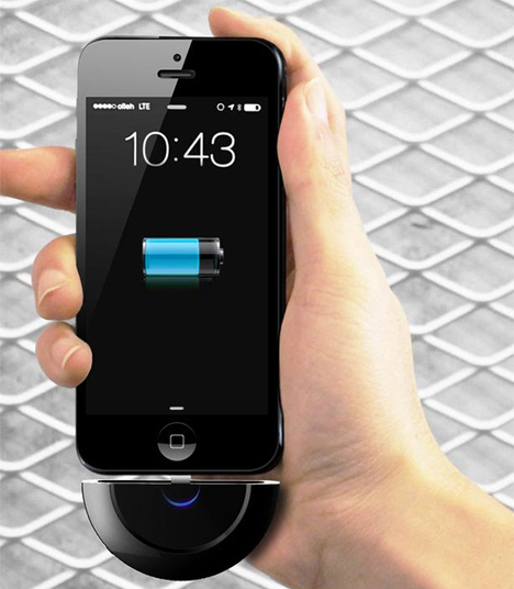 Portable Charger Helps You Disc-over Charging Freedom ...
